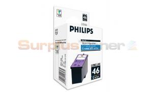 PHILIPS CRYSTAL 600 SERIES INK CARTRIDGE COLOUR (PFA-546)