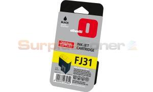 OLIVETTI JET-LAB 400 490 INK CARTRIDGE BLACK (B0336F)