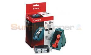 CANON BC-30E INK CARTRIDGE BLACK (4608A002)