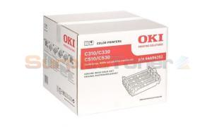 OKI C310 C530 IMAGE DRUM UNIT (44494202)