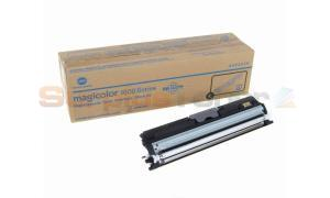 KONICA MINOLTA MAGICOLOR 1600 TONER CARTRIDGE BLACK HY (A0V301H)