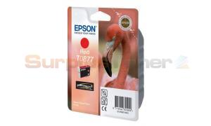 EPSON STYLUS PHOTO R1900 INK CARTRIDGE RED (C13T08774010)