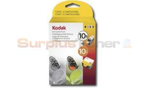 KODAK NO.10 INK BLACK/COLOR COMBO PACK (8367849)