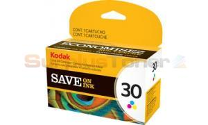 KODAK NO.30 INK CARTRIDGE COLOR (1022854)