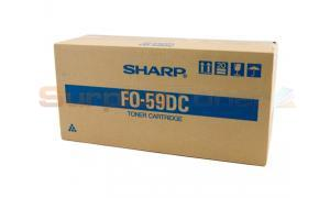 SHARP FO5900 TONER CARTRIDGE (FO-59DC)