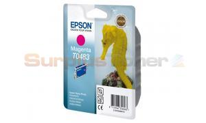 EPSON STYLUS PHOTO R200 RX640 INK MAGENTA (C13T04834010)