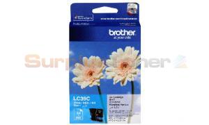 BROTHER MFC-J410 INK CARTRIDGE CYAN (LC-39C)