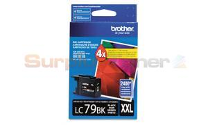 BROTHER MFC-J6910DW INK CARTRIDGE BLACK SUPER HIGH YIELD (LC-79BK)