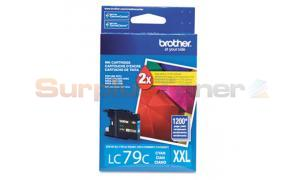 BROTHER MFC-J6910DW INK CARTRIDGE CYAN SUPER HIGH YIELD (LC-79C)