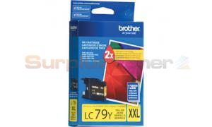 BROTHER MFC-J6910DW INK CARTRIDGE YELLOW SUPER HIGH YIELD (LC-79Y)