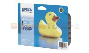 EPSON STYLUS PHOTO R240 INK MULTIPACK (C13T055640A0)