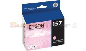 EPSON STYLUS PHOTO R3000 INK CARTRIDGE VIVID LIGHT MAGENTA (T157620)