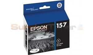 EPSON STYLUS PHOTO R3000 INK CARTRIDGE MATTE BLACK (T157820)