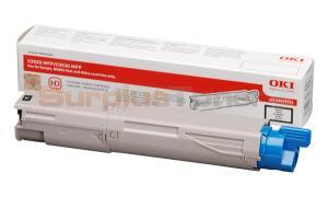OKI C3500MFP TONER CARTRIDGE BLACK (43459324)