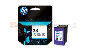 HP 28 INK CARTRIDGE TRI-COLOR (C8728AE)
