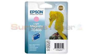 EPSON STYLUS PHOTO R200 INK CARTRIDGE LIGHT MAGENTA (C13T04864010)