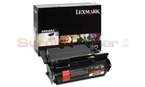 LEXMARK T644 PRINT CARTRIDGE BLACK 6K (64035SA)