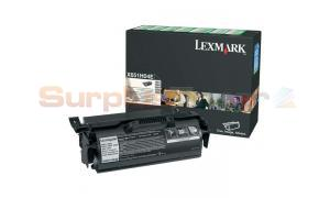 LEXMARK X654 RP PRINT CARTRIDGE FOR LABEL APPS HY (X651H04E)