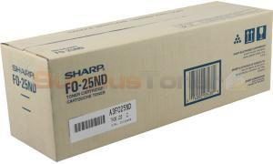 SHARP FO-IS125N TONER CARTRIDGE BLACK (FO-25ND)