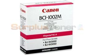 CANON BJ-W3000 BCI-1002M INK TANK MAGENTA (5836A001)
