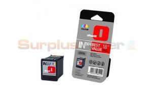 OLIVETTI SIMPLE WAY IN504 INKJET CTG COLOUR 18ML (B0496)
