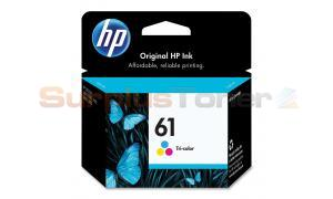 HP NO 61 INK CARTRIDGE TRI-COLOR (CH562WN)