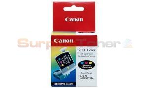 CANON BCI-11 INK CARTRIDGE COLOR (0958A002)
