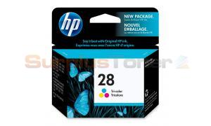 HP NO 28 INKJET CARTRIDGE TRI-COLOR (C8728AC)
