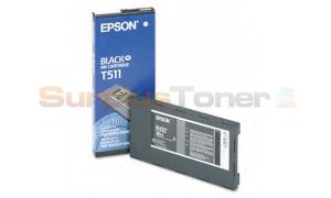 EPSON STYLUS PRO 10000CF INK CARTRIDGE BLACK (T511201)
