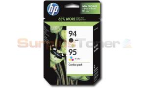 HP NO 94 95 INK CART CMYK COMBO-PACK (C9354BN)