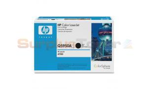 HP CLJ 4700 GOVERNMENT PRINT CARTRIDGE BLACK (Q5950AG)