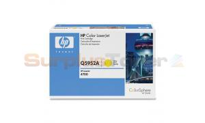 HP CLJ 4700 GOVERNMENT PRINT CARTRIDGE YELLOW (Q5952AG)