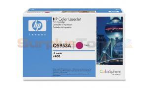 HP CLJ 4700 GOVERNMENT PRINT CARTRIDGE MAGENTA (Q5953AG)
