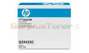HP LJ 4250 CONTRACT TONER CARTRIDGE BLACK (Q5942XC)