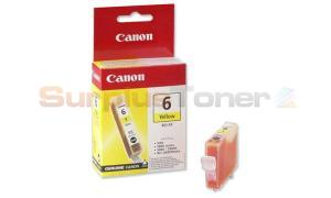 CANON BCI-6Y INK TANK YELLOW (4708A002)