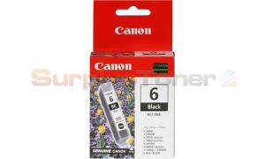 CANON BCI-6BK INK TANK BLACK (4705A021)