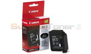 CANON BX-3 INK CARTRIDGE BLACK (0884A315)
