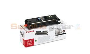 CANON EP-87 TONER CARTRIDGE BLACK (7433A003)