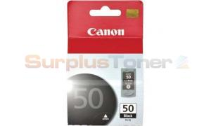 CANON PG-50 INK CARTRIDGE BLACK HY (0616B003)