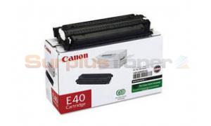 CANON E-40 TONER CARTRIDGE BLACK (1491A002)