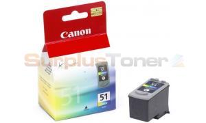 CANON CL-51 INK CARTRIDGE COLOR (0618B006)