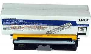 OKI C110 TONER CARTRIDGE BLACK HY (44250716)