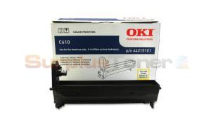OKI C610 IMAGE DRUM YELLOW (44315101)