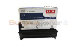 OKI C711 IMAGE DRUM BLACK (44318504)