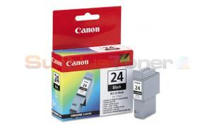 CANON BCI-24BK INK CARTRIDGE BLACK (6881A002)