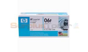 HP LJ 5L PRINT CARTRIDGE BLACK (C3906F)