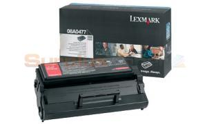 LEXMARK E320 TONER CARTRIDGE BLACK HY (08A0477)