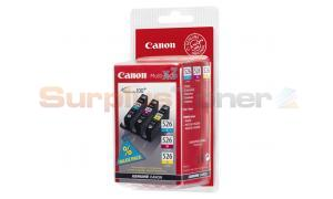 CANON CLI-526 INK MULTI-PACK CMY (4541B006)