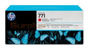 HP NO 771 DESIGNJET INK CTG CHROMATIC RED (CE038A)