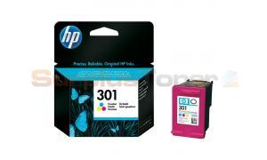 HP NO 301 INK CARTRIDGE TRI-COLOUR (CH562EE)